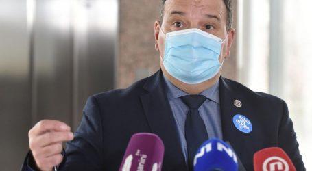 """Beroš: """"Cijepljenja preko reda proći će dodatnu kontrolu, a nepravilnosti će se po potrebi prijaviti DORH-u"""""""