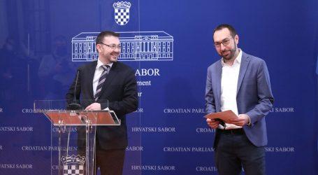 Oporba u Saboru podnijela interpelaciju za hitnu reformu Civilne zaštite
