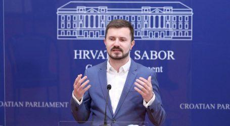 Davor Nađi predstavio Prijedlog zakona o sindikalnim članarinama