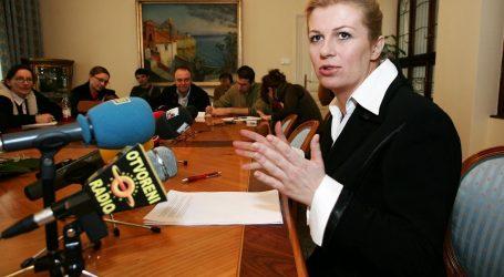 OVAKO SU SE NEKAD ODIJEVALI HRVATSKI POLITIČARI: 'Ministrice Kitarović, neka se vidi dekolte'