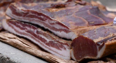 Dalmatinska panceta i pečenica dobile su europsku oznaku zaštićenog naziva