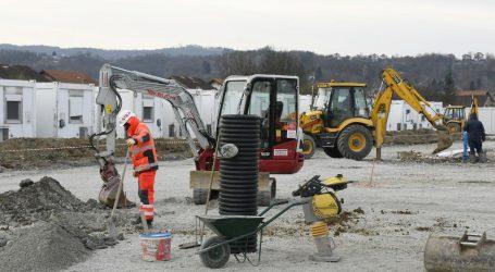 U Glini se gradi kontejnersko naselje koje će biti gotovo za nekoliko tjedana