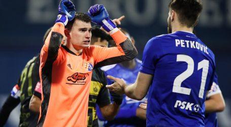 Dinamo pogotkom Oršića nakon velike pogreške Silve svladao Osijek u Maksimiru i odvojio se na vrhu ljestvice