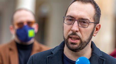 """Tomašević: """"Volio bih da Bandić ne uđe u drugi krug jer bi time građani jasno rekli dosta je"""""""