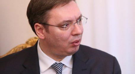 """Predsjednik Vučić: """"Razumijevanje između Srba i Hrvata nije veće, ali dobro je da se ne lažemo, da se volimo najviše na svijetu"""""""