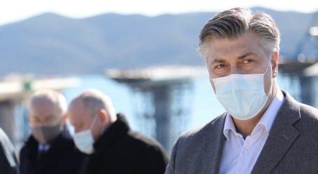 """Plenković: """"Očekujem od dežurnih dušebrižnika da reagiraju na govor mržnje"""""""