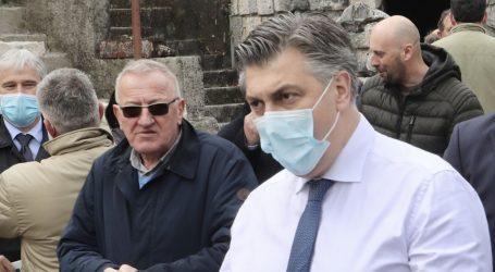 """Plenković: """"Poruke iz zavoda PGŽ su katastrofalne, a ne znam kako Istra misli otvoriti terase kafića"""""""