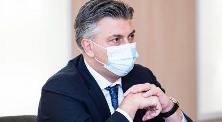 """Plenković: """"Za cijepljenje Sputnjikom V čekat ćemo odobrenje EMA-e"""""""