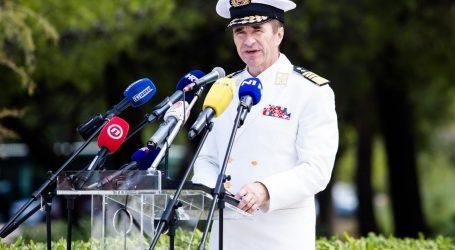 """Admiral Hranj: """"Većina američkih vozila u postrojbama, ostala možemo osposobiti za dvije-tri godine"""""""