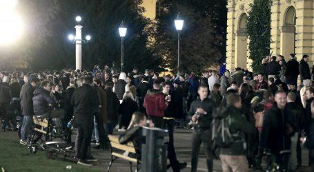 """Policija: """"Mladi kod HNK nisu kršili mjere stožera"""""""