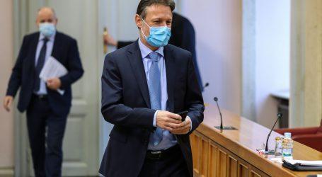 Predsjednik Sabora Gordan Jandroković izrazio sućut obitelji Zlatka Saračevića