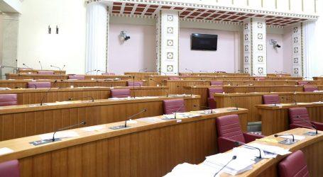 Sabor bez glasovanja, raspravlja se o dva zakona iz sektora poljoprivrede