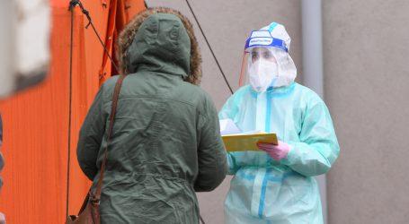Hrvatska: Zabilježeno 72 nova slučaja zaraze, 20 osoba preminulo
