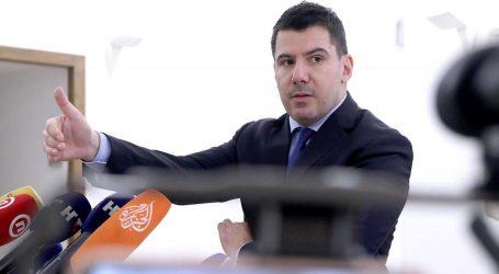 """Nikola Grmoja: """"Ako je netko žrtvovao Banovinu, onda su to Plenković i Jandroković"""""""