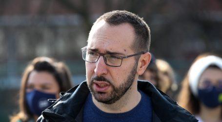 """Tomašević: """"Njegov sam veliki kritičar, problemi u Zagrebu su veliki ali danas ne bih o tome"""""""
