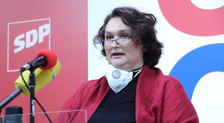 SDP-ova Renata Sabljar Dračevac na čelu skupine Zastupnici u borbi protiv raka