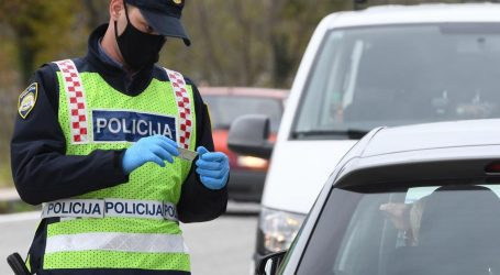 Vozači, oprez! Policija za vikend pojačano kontrolira brzinu i alkohol