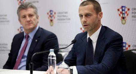 UEFA i nogometne legende pomažu potresom pogođenim područjima