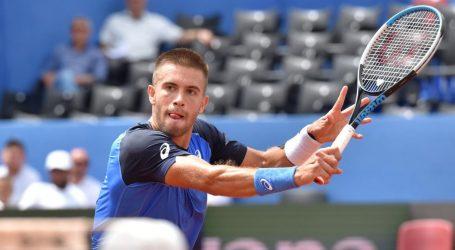 ATP Murray River Open: Borna Ćorić u osmini finala