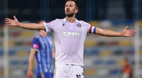 Mijo Caktaš prebačen u drugu momčad Hajduka