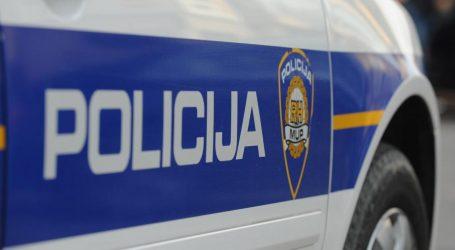 Teška nesreća u Podravini, vozač sletio s ceste u kanal i na mjestu poginuo