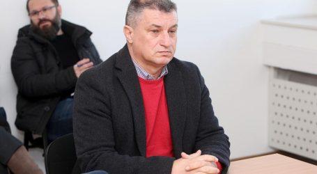 Načelnik Željko Prigorac zbog silovanja osuđen na dvije godine zatvora