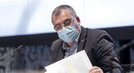 "Krunoslav Capak: ""Produžit ćemo period davanja druge doze cjepiva"""