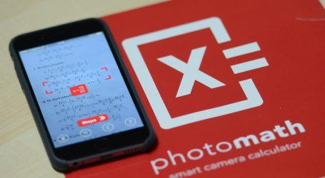 Veliki uspjeh: Photomath za razvoj popularne aplikacije osigurao 23 milijuna dolara