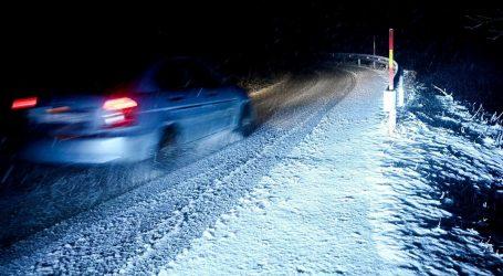 Za sve skupine vozila otvorene autoceste A1 i A6, prometne nesreće na zagrebačkoj obilaznici