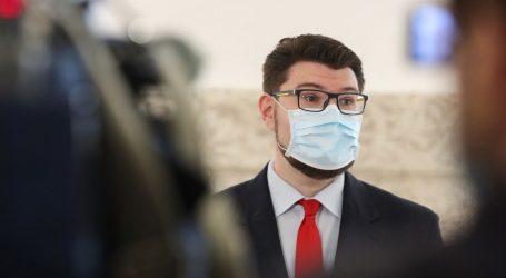"""Peđa Grbin: """"Tražimo jasne kriterije za donošenje epidemioloških mjera"""""""