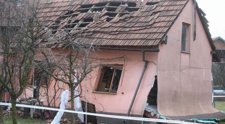 """Starica preživjela eksploziju u Zagrebu, ali kuća je uništena. Susjeda: """"Mislila sam da je potres"""""""
