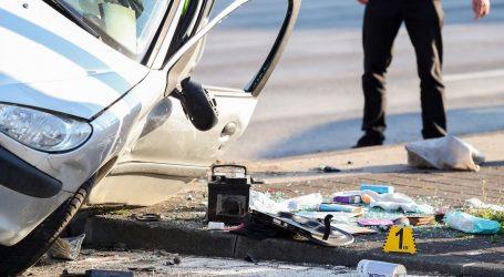U teškoj prometnoj nesreći kraj Velike Gorice poginula jedna osoba