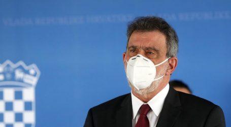 "Ministar Fuchs: ""Je li rektor Boras primjereno reagirao, ja ne mogu reći"""