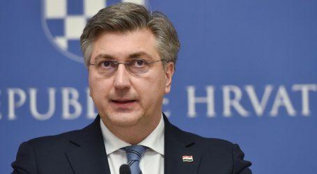 """Premijer Plenković: """"Možda se netko dosjeti da ukinemo i Sveučilišnu knjižnicu"""""""