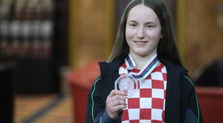 Lucija Smetiško treća na utrci Svjetskog paraskijaškog kupa