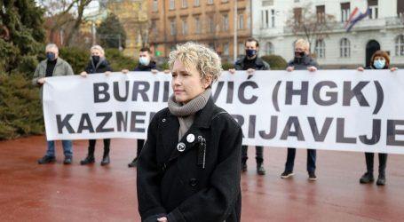 """Ivana Kekin odgovorila Davoru Huiću: """"On je poslove sklapao u državnim salonima, dok se Nova ljevica borilana ulici"""""""