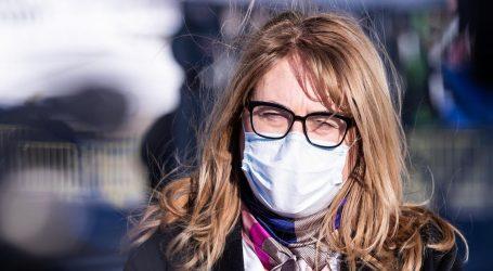 """Željka Karin o skoku broja zaraženih: """"Možda su se ljudi malo i opustili, dosadilo im je, jako"""""""