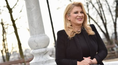 """Škare Ožbolt: """"Ja sam ta koja će prekinuti vladavinu Milana Bandića"""""""