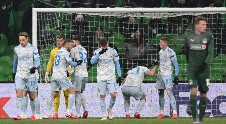 Europska liga: Dinamo u uzbudljivom susretu uz tri pogotka stigao do slavlja nad Krasnodarom