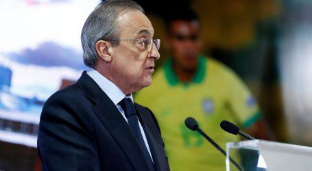 Predsjednik Real Madrida ima koronavirus