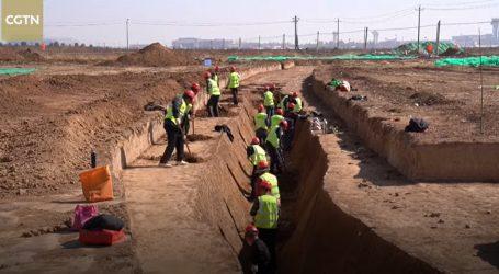 Kina: Na gradilištu zrakoplovne luke pronađeno 3 500 drevnih grobnica