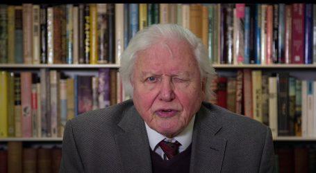 """Sir David Attenborough 'u ime javnosti': """"Ujedinimo se da zaustavimo klimatske promjene"""""""