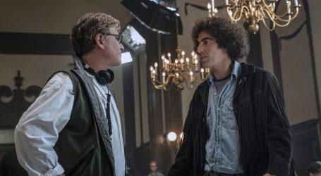 Baron Cohen bio je spektakularan kao Freddie Mercury, tvrdi David Fincher