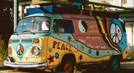 Peace je nastao prije 63 godine, i danas je jedan od najmoćnijih simbola