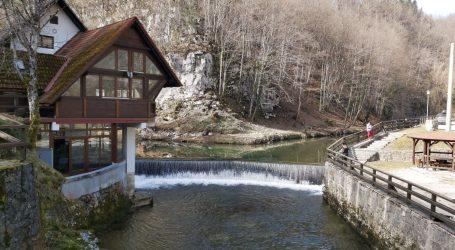 Proljeće u Kamačniku: Staza kroz zaštićeni kanjon dobila dodatnu multimedijsku opremu