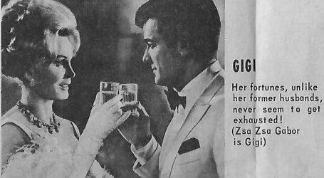 Zsa Zsa Gabor udavala se devet puta, dijamanti su joj bili velika ljubav