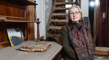 ZDENKA POZAIĆ: 'Nakon dvaju potresa privikla sam se na tu tihu, stalnu opasnost'