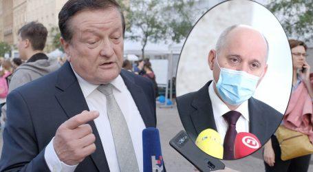 Branko Bačić baš ne može vjerovati da bi rektor Boras išao preko reda i preko veze