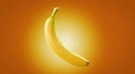 Jednostavni pripravak: Piling za lice od banane i maslinovog ulja