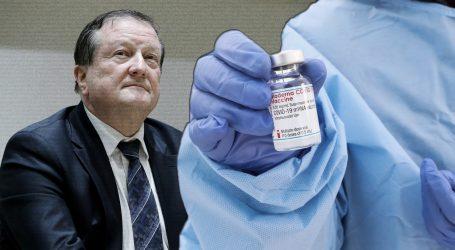 'Ostale tri doze viška': Pročelnik KBC-a priznao da je pogriješio što je Borasu ponudio cjepivo